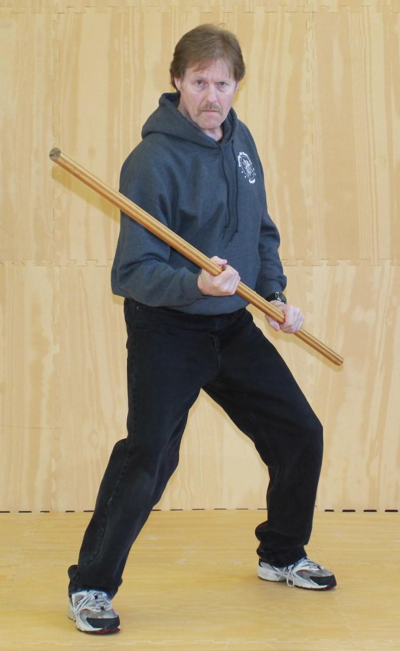 Weapons Training Staff Baton Escrima Arnis Knife Machete Sword Firearms